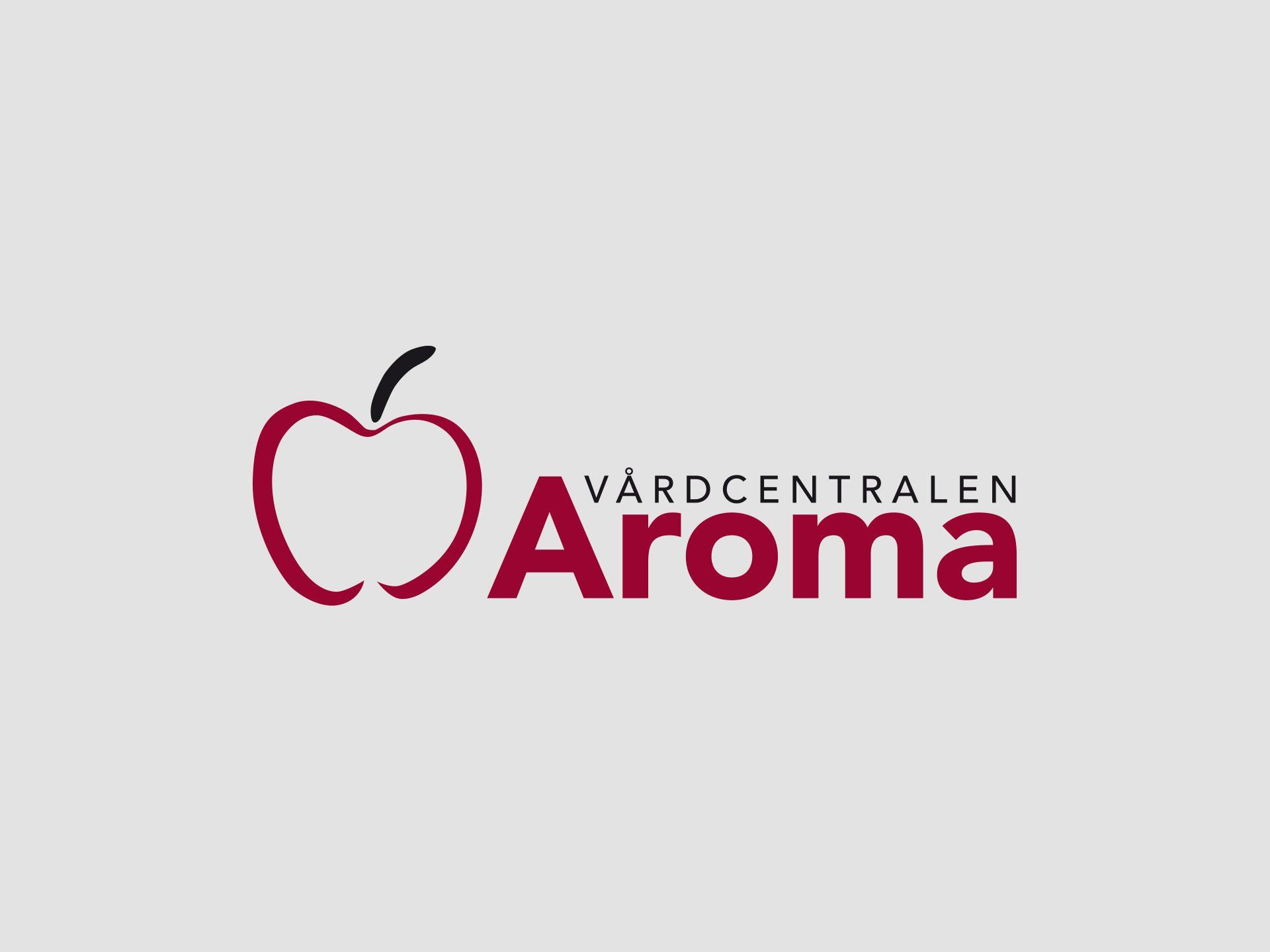 Logotyp aroma